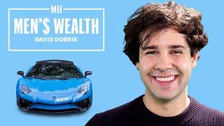 David Dobrik on The Worst Money He's Ever Blown   Men'$ Wealth   Men's Health