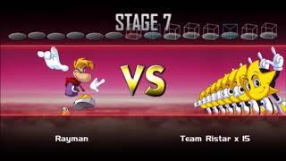 Super Smash Bros. Crusade Classic Mode Rayman Run