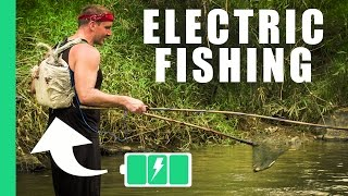 Electric Fishing in Vietnam!