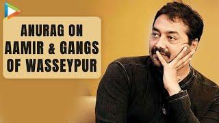 Main Kaun Hoon Aamir Se Upset Hone Waala  Anurag Kashyap