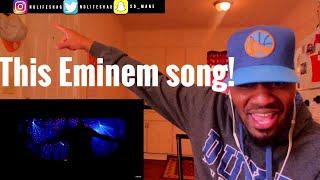Eminem said sorry he took forever lol! | Drake, Kanye West, Lil Wayne, Eminem - Forever | REACTION