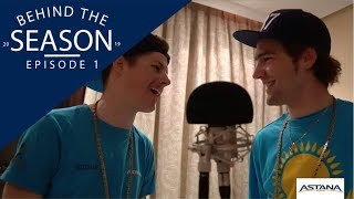 This is how we recorded our rap! | Behind the Season 2019, Ep  1