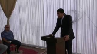 السيد عبد النبي بعيوي يعطي إنطلاق توسيع الطريق الساحلية بجماعة تكورت بإقليم الدريوش