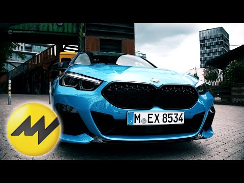 Ein M8 für Arme? | BMW M235i Gran Coupé im Familienduell | Motorvision