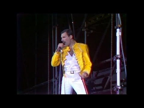 , title : 'Queen - A Kind Of Magic (Live At Wembley Stadium, Friday 11 July 1986)'