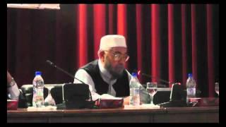كلمة الشيخ غيث الفاخري نائب المفتي بندوة مواقيت الأهلة والعبادات
