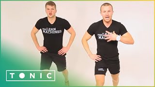 FAT BLAST: 10 MINUTE WORKOUT by Tonic