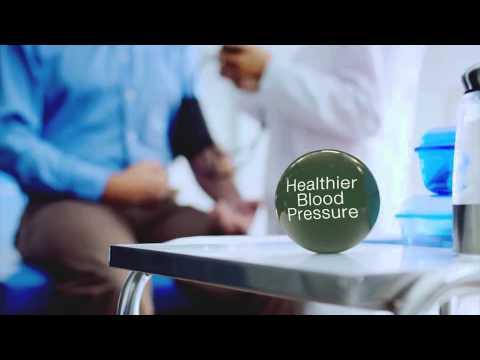 Niske kiselosti i visokog krvnog tlaka
