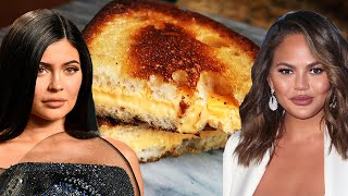 Which Celebrity Has The Best Grilled Cheese Recipe?