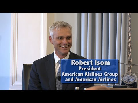 Robert Isom - The November Luncheon 2019