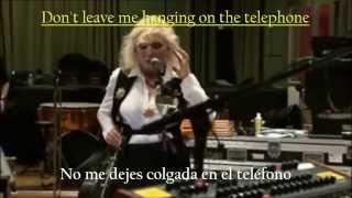 Blondie - Hanging On The Telephone | Subtitulado al Español | 2014