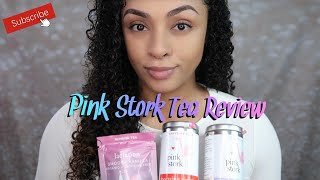 Pink Stork Tea Review