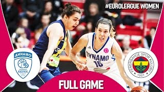 The EuroLeague Women Championship Game tips off this morning at 10 AM