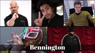 Bennington - Earl's Had 4 Dates & Chris Makes The News (w/Video
