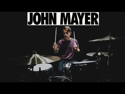 "Anthony Ghazel | John Mayer | ""New Light"" 
