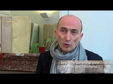 Pasteur Brice Deymié - Semaine pour l'unité des chrétiens 2018
