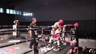 8 Glenn Smet vs Mike Van Bael