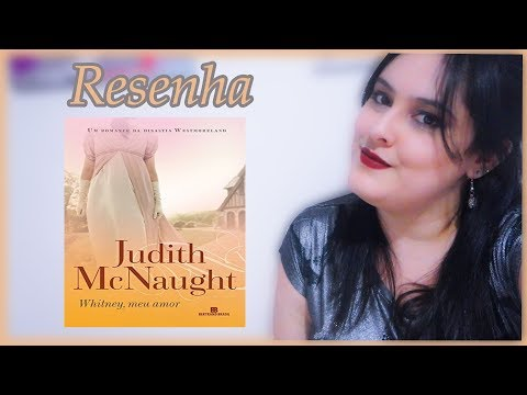 Whitney, meu amor - Judith McNaught  - Books And Carpe Diem