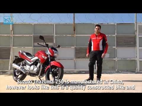 Suzuki Inazuma 250 MY 2013