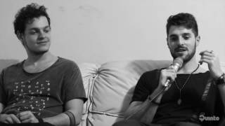 5uinto apresenta: UP Club Showcase | Entrevista c/ Alok e Bhaskar