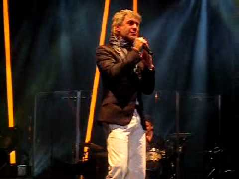 Sergio Dalma - Via Dalma, auditorium de Málaga. Preghero