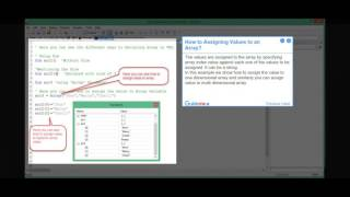 VBScript - Array Functions