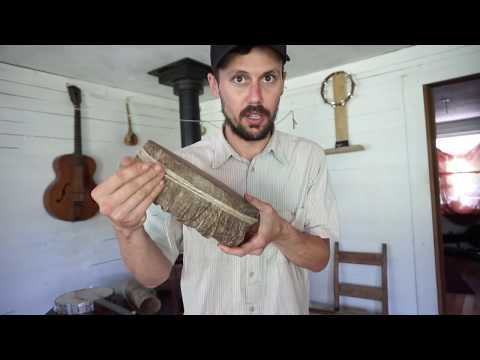 How to Mount a Skin Head on a Tack-Head Banjo