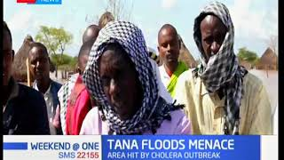 Humanitarian crisis hits Tana River County as floods cause havoc