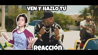 Ven Y Hazlo Tú 💰 - Nicky Jam x J Balvin x Anuel AA x Arcángel   Video Oficial (Reacción)