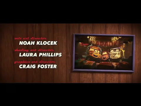 Cars 3 End Credits - [HD]