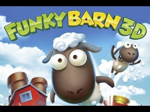 Видео № 0 из игры Funky Barn (FARM) 3D [3DS]