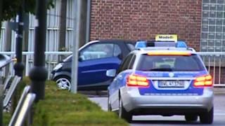 preview picture of video 'Polizei Essligen zum Einsatz'