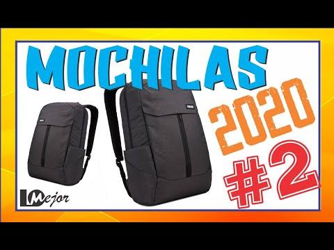 LO MEJOR EN MOCHILAS 2020 #2