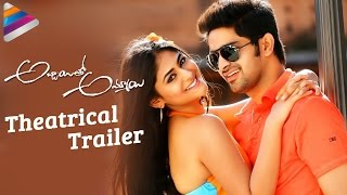 Abbayitho Ammayi - Official Trailer