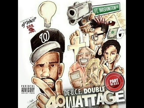 DeUce Double ft. Oogie Leo & Sure Shot - Murdaland Muzik (Freestyle)