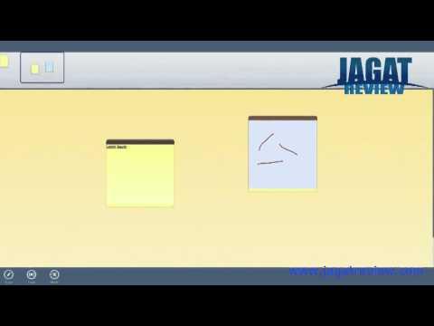 First Look Interface dan Feature Windows 8