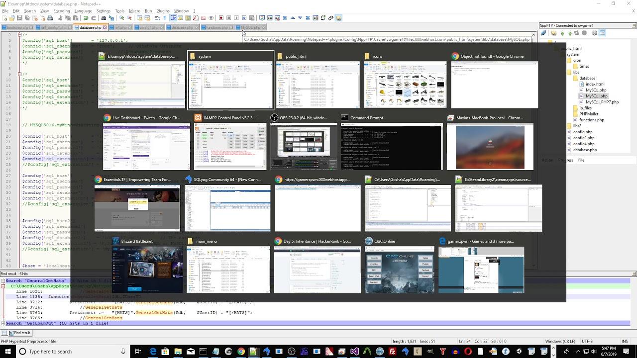 Lumberyard 1.18.0.0 Project 1 RTS Tutorials Part 12 Setting up MySQL and Organizing Assets