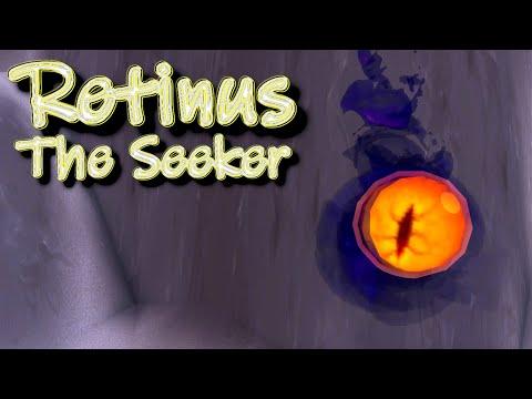 Retinus The Seeker Pet Battle World Quest Retinus The Seeker