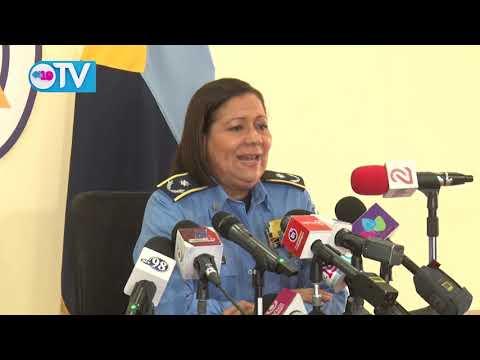 Se registran menos accidentes de tránsito en Nicaragua