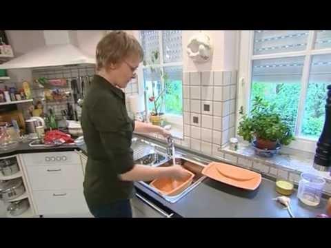 Kochen und Braten im Römertopf