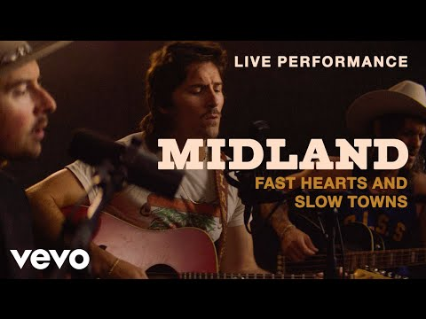 "Midland - ""Fast Hearts and Slow Towns"" Live Performance 