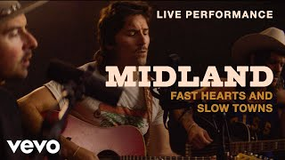 """Midland   """"Fast Hearts And Slow Towns"""" Live Performance 