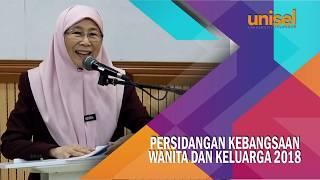 Highlight Persidangan Kebangsaan Wanita dan Pembangunan Keluarga 2018