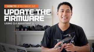 how to downgrade dji mavic pro firmware - Kênh video giải