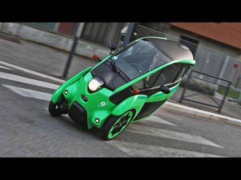 Toyota i-Road | il bello di