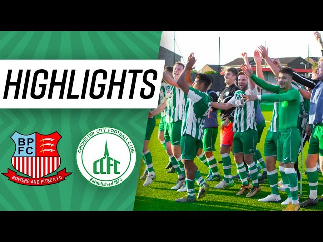 Highlights: Bowers & Pitsea 1 Chichester City 2