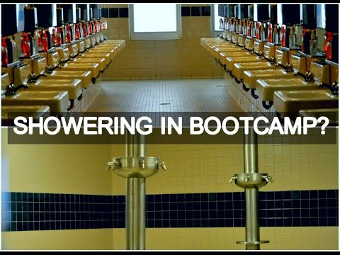 BOOTCAMP: SHOWERING (Not What I Expected) Mp3