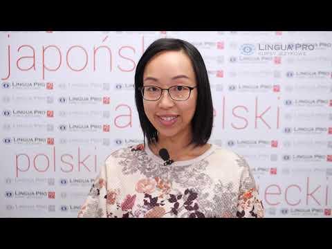 Kadr z filmu na youtube - Chińskie słówka