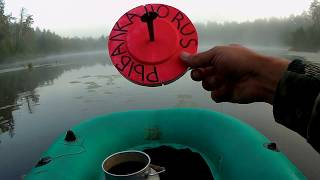 Диаметр кружков для ловли щуки