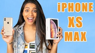 UNBOXING NEW IPHONE XS MAX